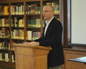David Treur, Author of Rez Life